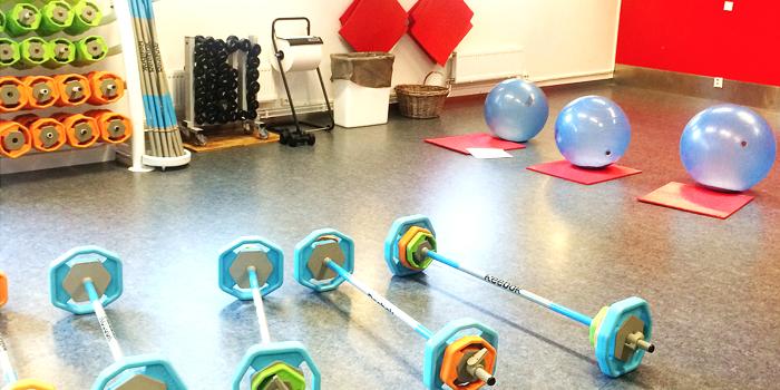 Cirkelfys - svettigt och roligt träningspass