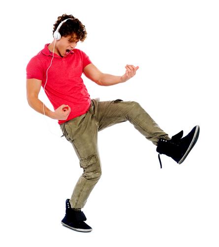 Dansa som om ingen ser dig