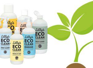 Seven Wonders Städ Paket lillys eco clean