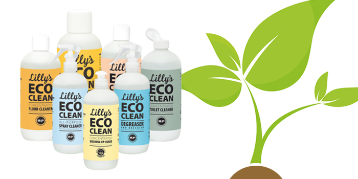 Seven Wonders Städ Paket lillys eco clean