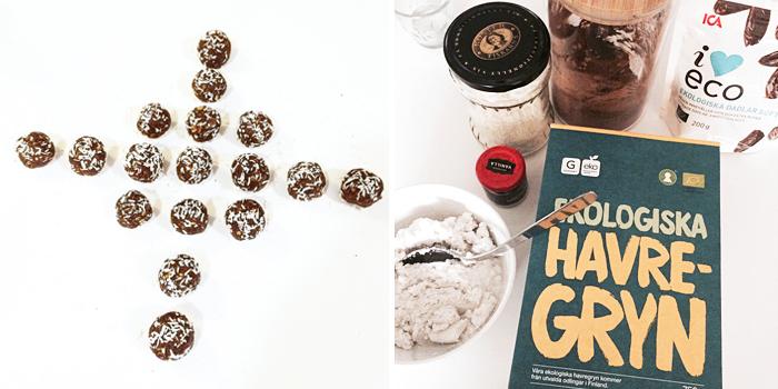 chokladbollar glutenfri sockerffri smörfri laktosfri