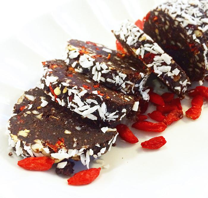 chokladrulle
