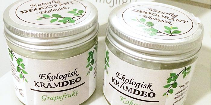 Ekologisk deodorant - Grapefrukt/Kokos - Jonas Lundström AB - Unisex
