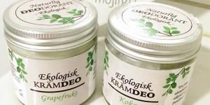 Ekologisk deodorant - Grapefrukt/Kokos - Jonas Lundström AB - fri från aluminium, alkohol och parabener