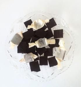 Lakrits_ och chokladkola - rawfood och paleo