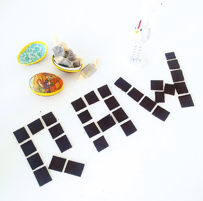 Lakrits-och chokladkola rawfood och paleo