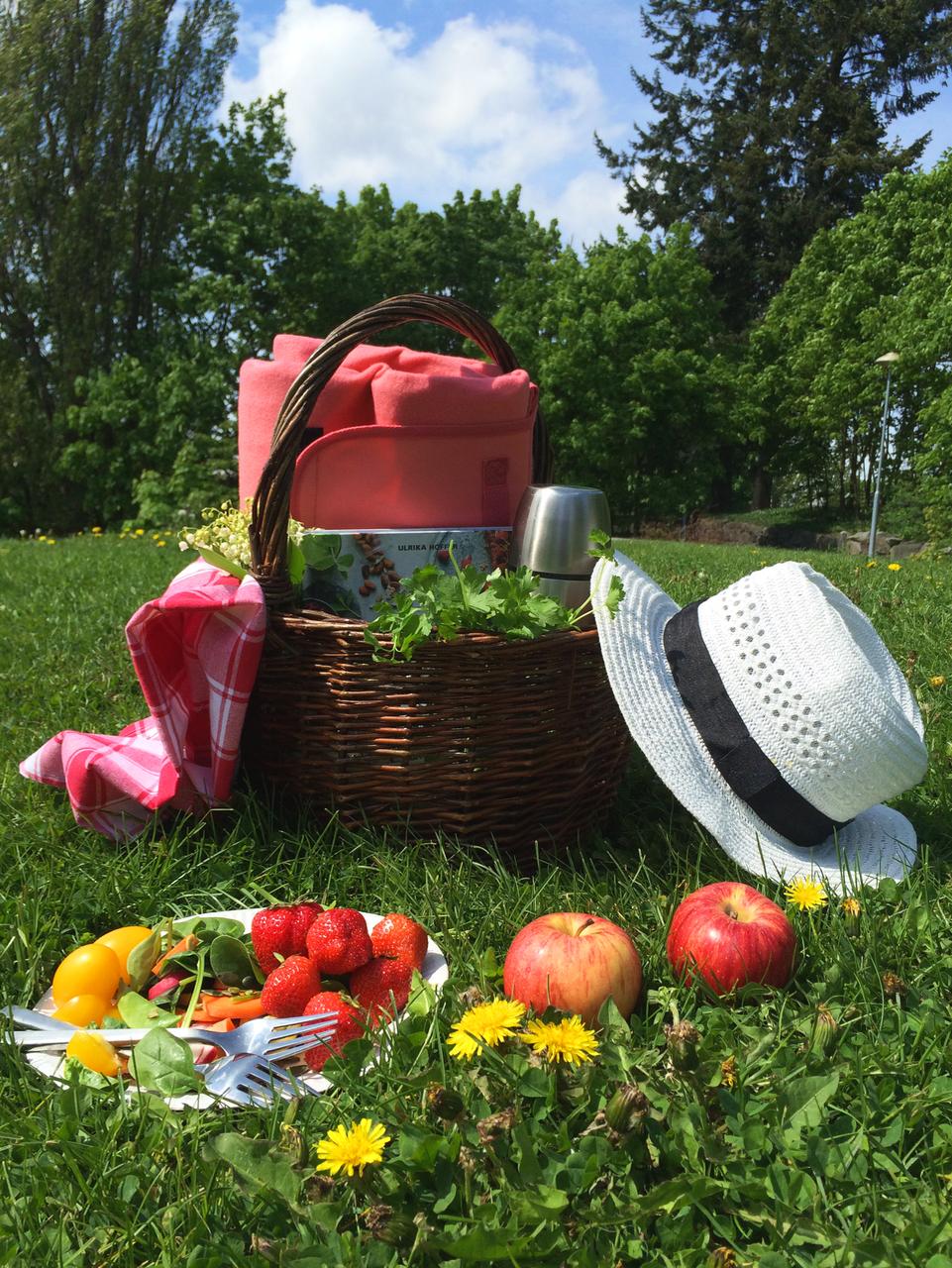 Äggwraps med avokado- och tonfiskröra - glutenfritt picknick