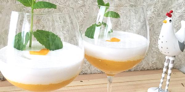 mango parfait påsk vegan sockerfri glutenfri mjölkfri