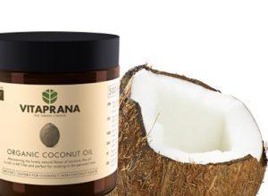 kallpressad kokosolja