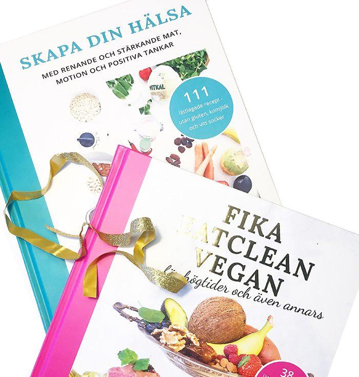fika eatclean vegan skapa din hälsa yvonne hedberg