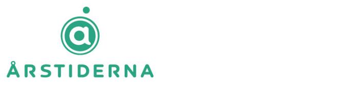 Årstiderna logotyp samarbete med Healthcreator.se