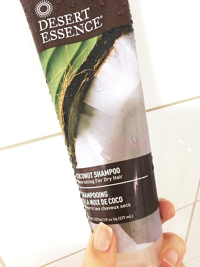 desert essence schampoo