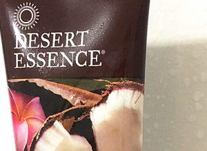 desert essence schampoo och balsam