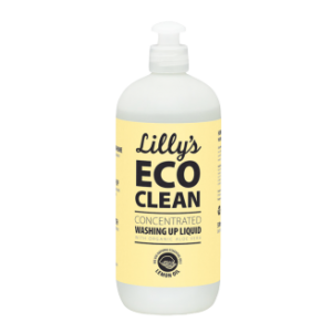 diskmedel med citronolja 500 ml lilly´s eco clean