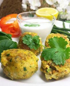 falafel vegan glutenfri