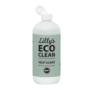 toalettrengoring med tea treeolja 750ml lilly´s eco clean