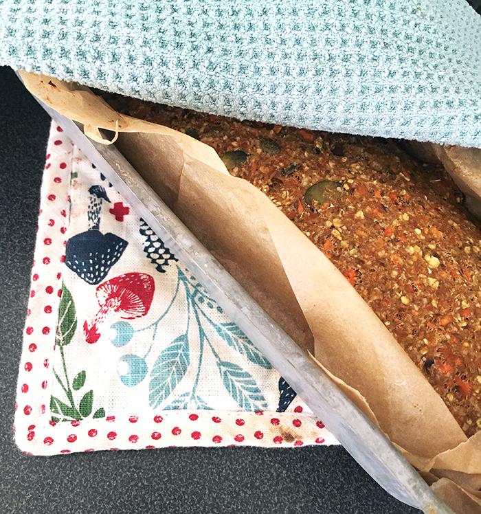 Morot- och sötpotatislimpa – glutenfri och vegan
