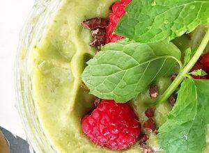 päronglass mjukglass vegan eatclean raw