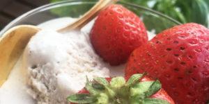 vaniljglass kolasmak vegan eatclean