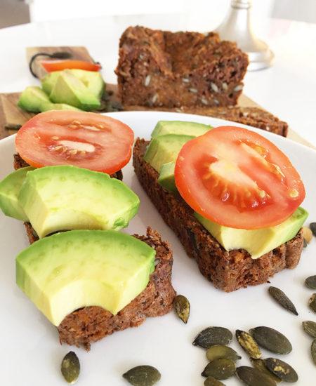 sotpotatisbrod glutenfritt vegan