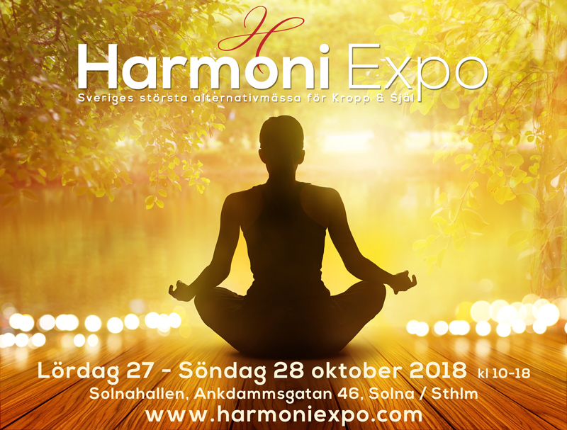 Harmoni Expo mässan i solna
