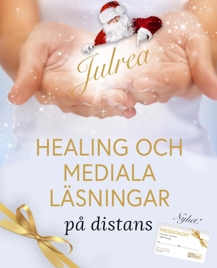 healing medial rådgivning distans JULREA