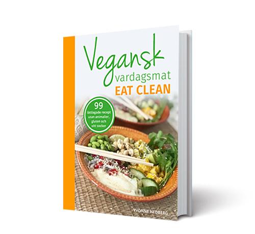 Vegansk vardagsmat - eat clean
