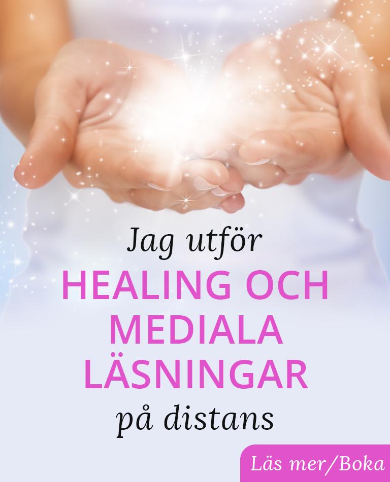 Mediala läsningar och healing.