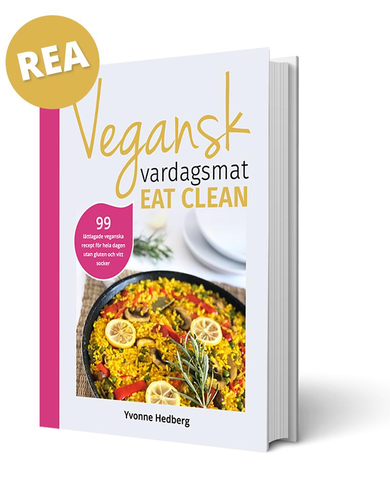 vegansk vardagsmat eatclean yvonne hedberg rea