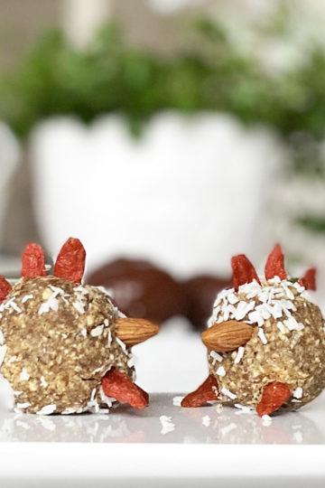 havrebollar påsktuppar chägg vegan glutenfree eatclean