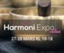 Utställare på Harmoni Expo – online – en mässa inom hälsa, personlig utveckling och andlighet