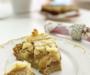 Vegansk toscakaka med päron – päronkaka – toscatårta – glutenfri och sockerfri